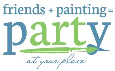 Party at your Place Logo